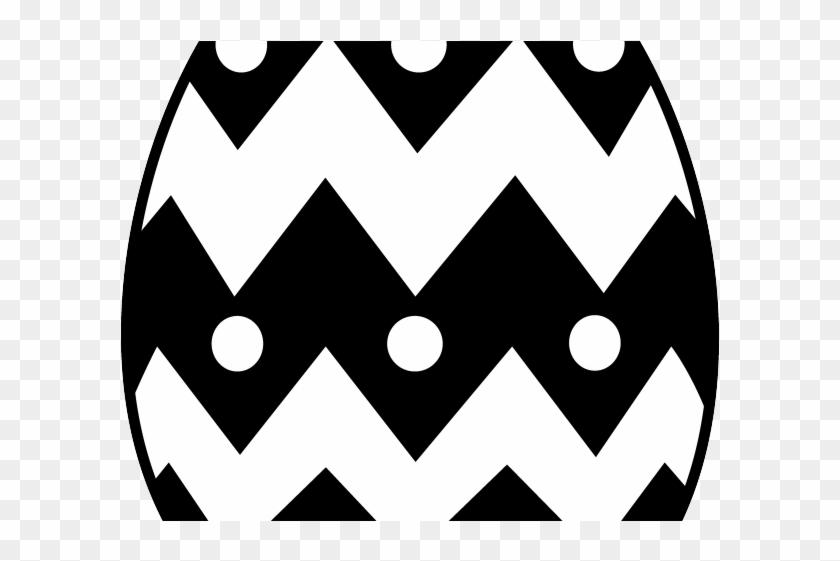 Easter Egg Clipart - Easter Egg Silhouette #1704041