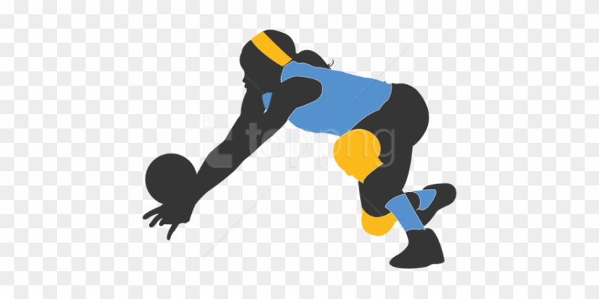Free Png Download Volleyball Player Clipart Png Photo - Jugadores De Voley Png #1704201