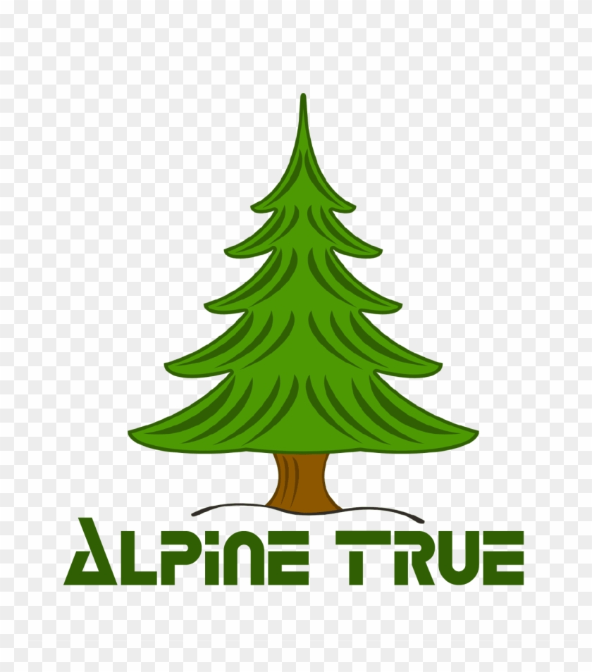 I Will Design Na Eye Catching, Minimal Logo For Your - Clip Art Fir Tree #1704908