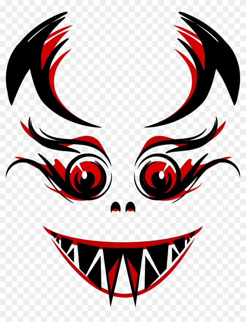 Halloween vampire monster png images devil eyes transparent background