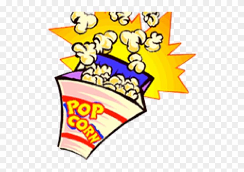 B&g Popcorn - Popcorn I Concession Decal Stand Trailer Cart Vendor #260033