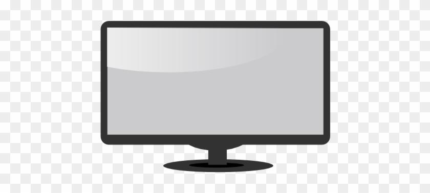 Computer - Monitor - Png - Computer Monitor #260092