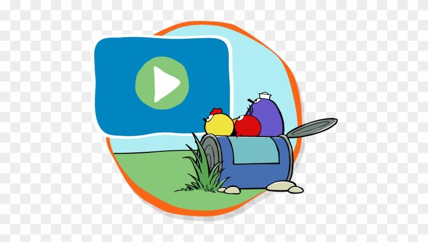 Watch Videos Watch Videos - Watch A Video Cartoon #260119