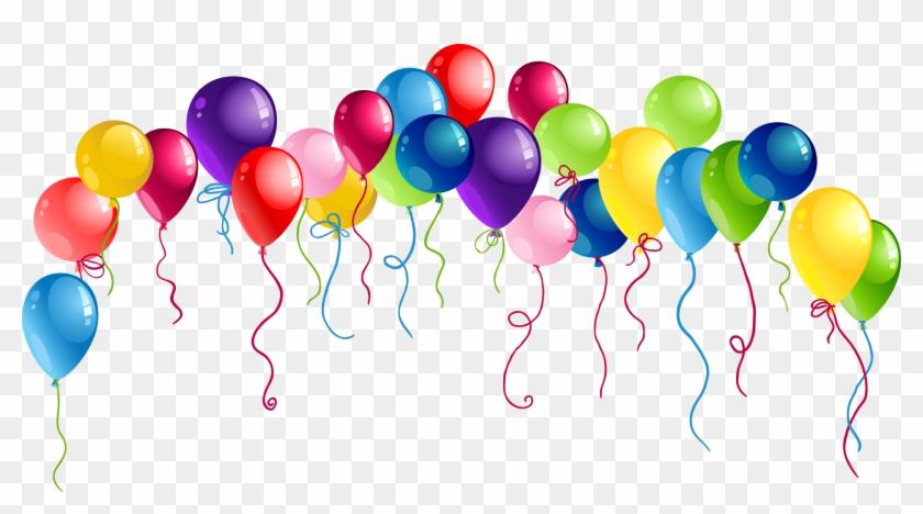 Clipart Anniversaire clipart ballon anniversaire - palloncini immagini - free transparent