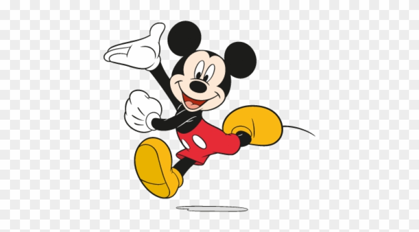 Disney Disney Icons Logos Clipart - Mickey Mouse High Resolution #260846