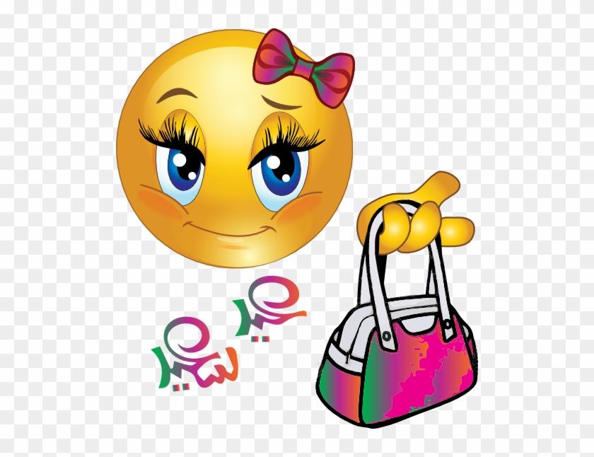 Cute Girl Smiley Faces - Beautiful Emoji Throw Blanket #260928