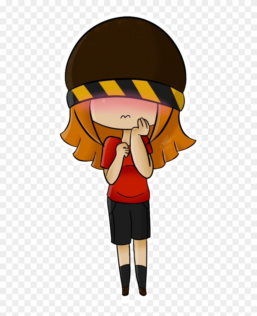 Chibi Girl [commission] By Sketchcee On Clipart Library ...