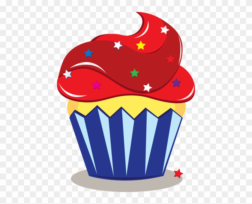 Review Of Drums, Girls, And Dangerous Pie By Jordan - 4th Of July Cupcakes Clipart #261034