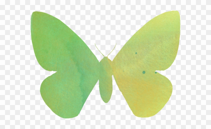 Butterfly Coloring Pages, Clip Art, And Bookmarks Savingmorethanme - Watercolor Painting #261213