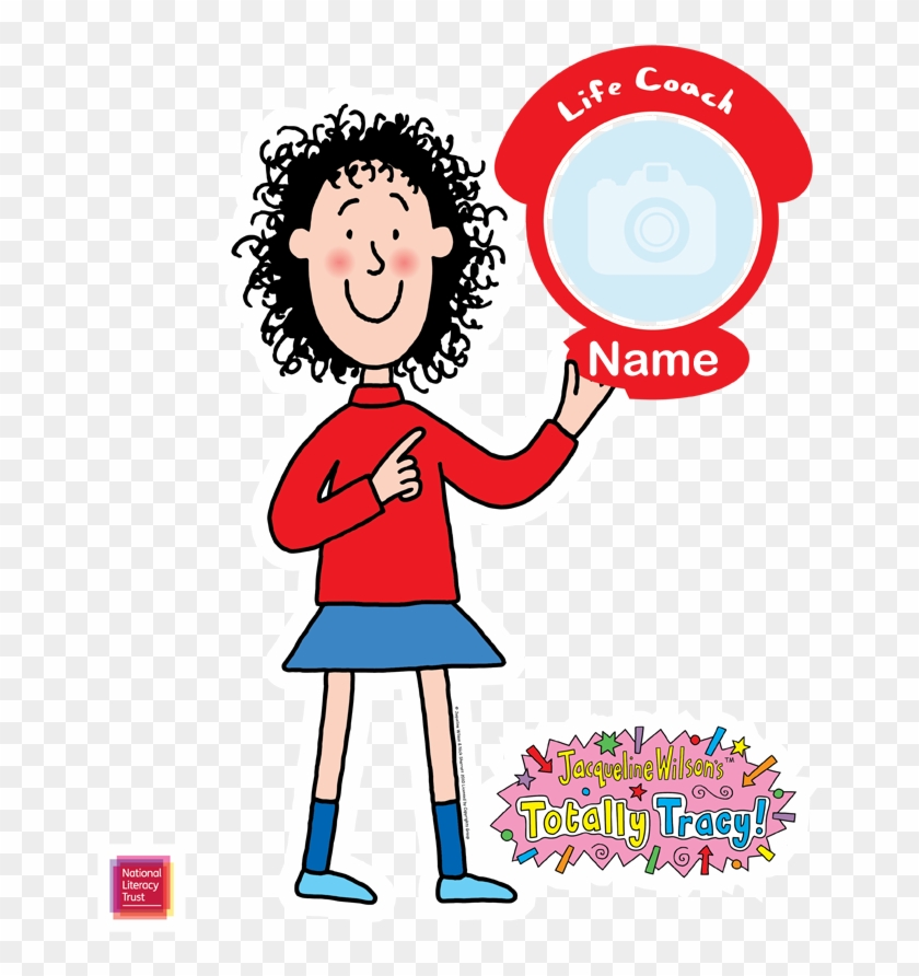 Tracy Beaker T Shirt Tracy Beaker Book Character Free Transparent Png Clipart Images Download