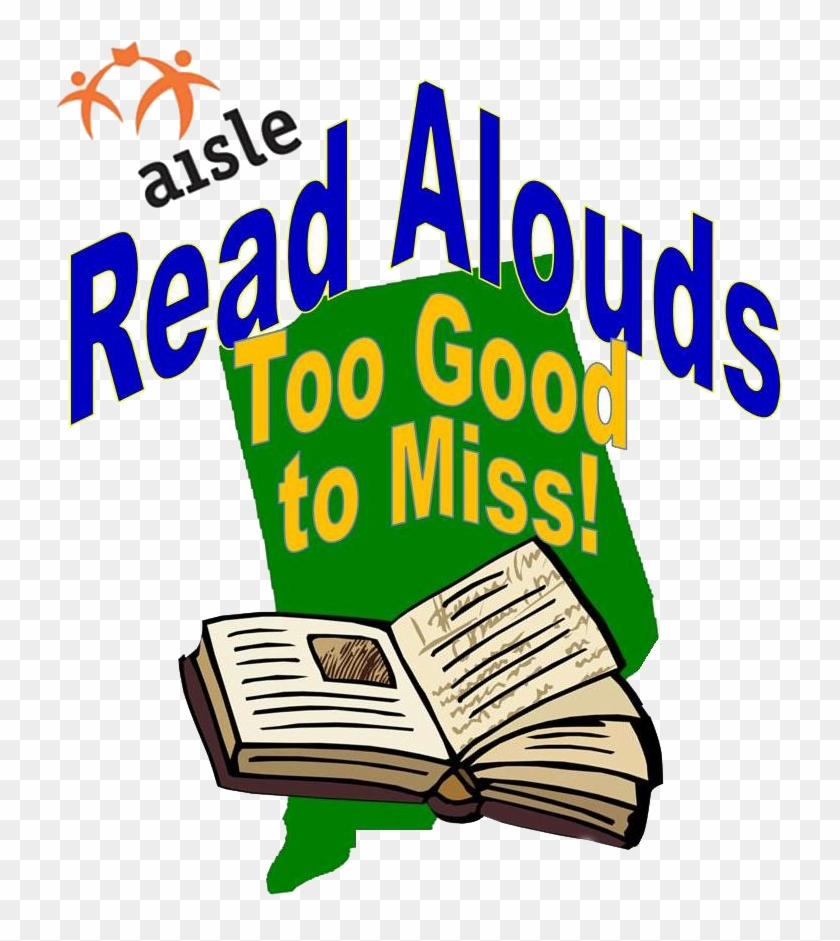 Read Alouds Too Good To Miss - Open Book Clip Art #261316
