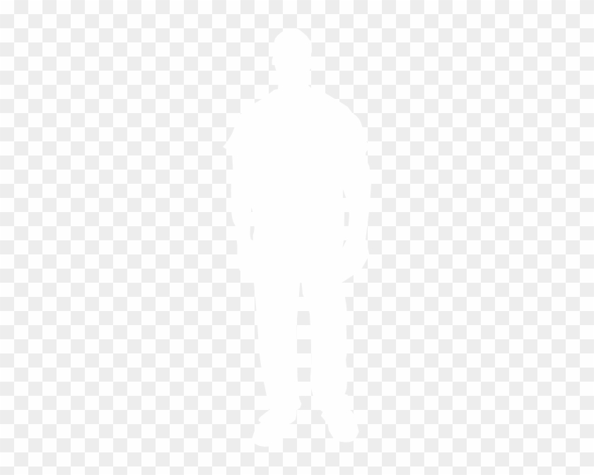 Outline Of A Person Png #262224