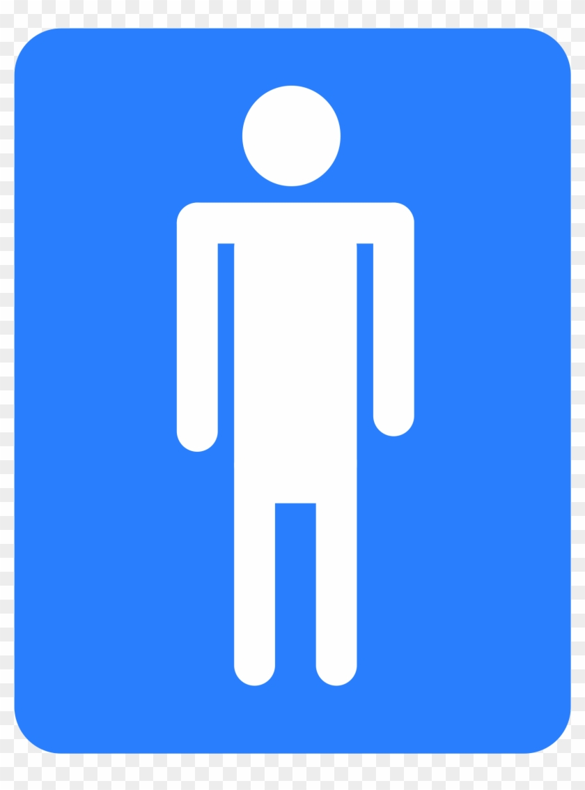 men bathroom clip art male toilet sign blue free transparent png rh clipartmax com sign in book clipart sign clipart black and white