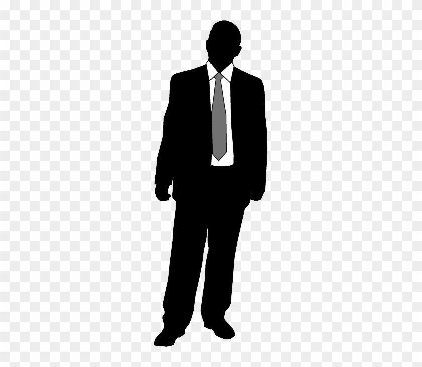 About Us - Business Person Silhouettes Png #262424