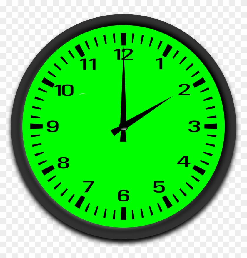 Big Image - Analog Clock 11 30 - Free Transparent PNG