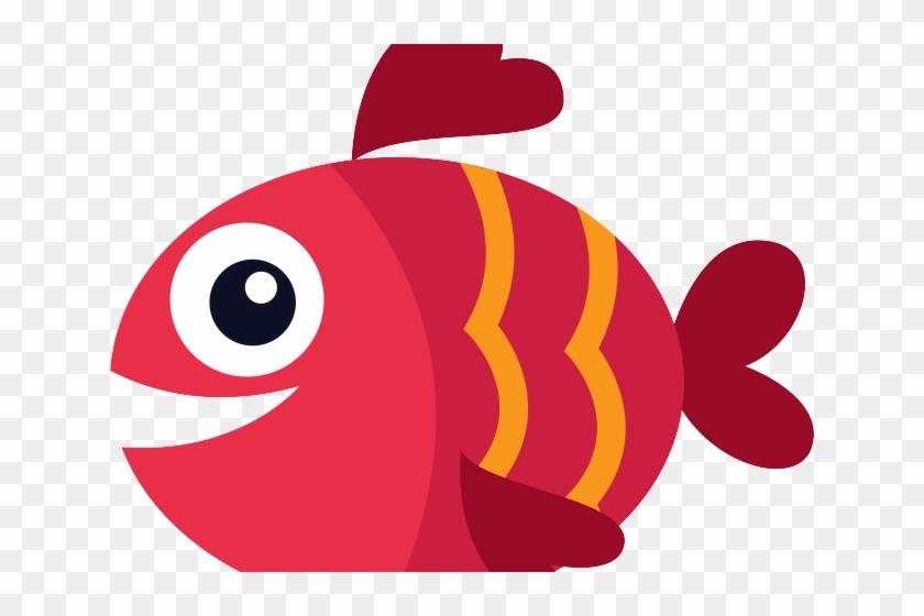 Fish Foods Cliparts Free Download Clip Art - Clip Art Of Fish Png #1707648