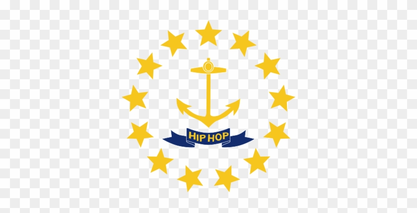 The Rhode Island - Rhode Island State Motto Hope #1708389