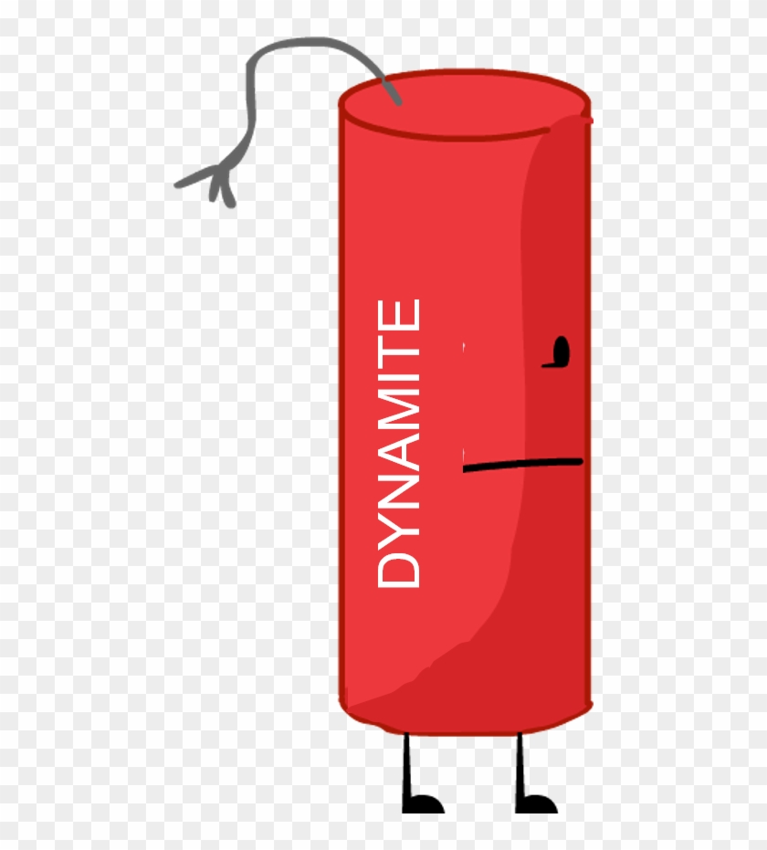 Dynamite Bfdi Transparent & Png Clipart Free Download