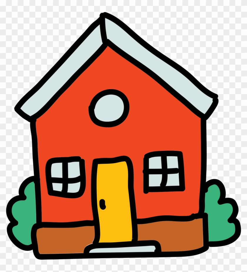 1600 X 1600 1 - House Stick Figure #1710545