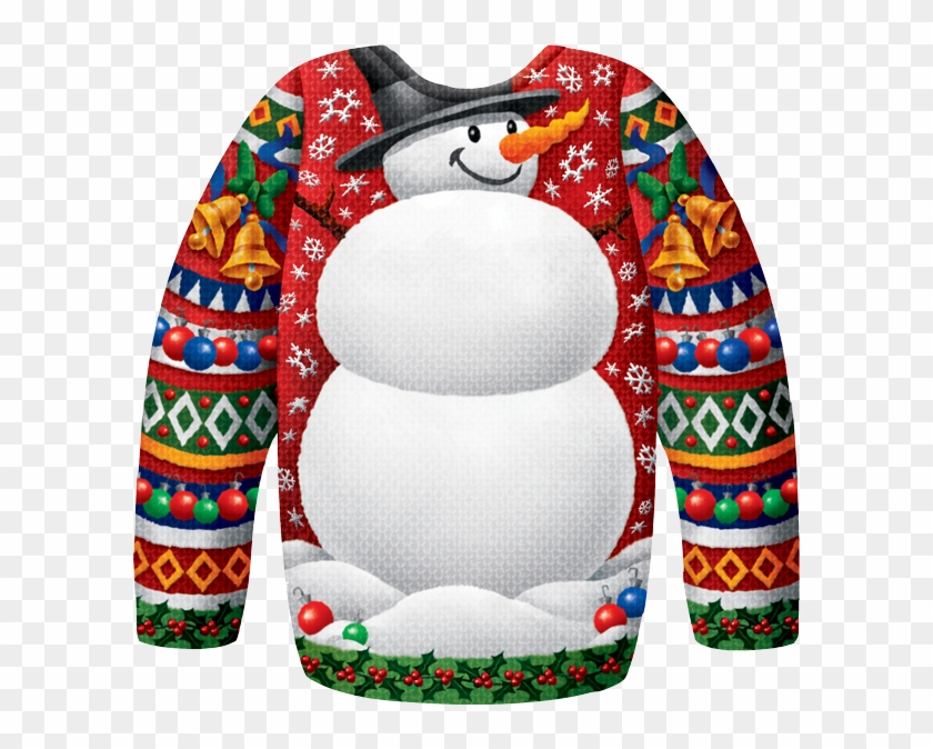 Ugly Christmas Sweater™ - Ugly Christmas Sweater Art #1710594