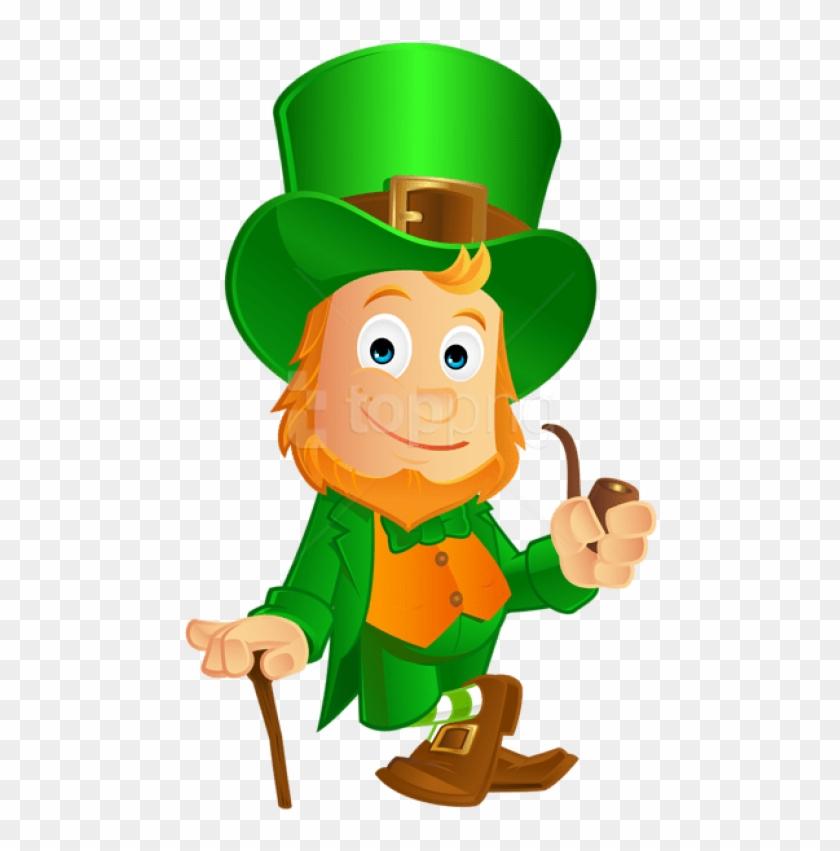 Free Png Download St Patrick-s Day Leprechaun Png Images - St Patrick's Day Leprechaun #1710914