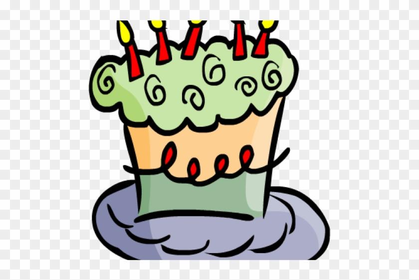 Birthday Cake Clipart Spring