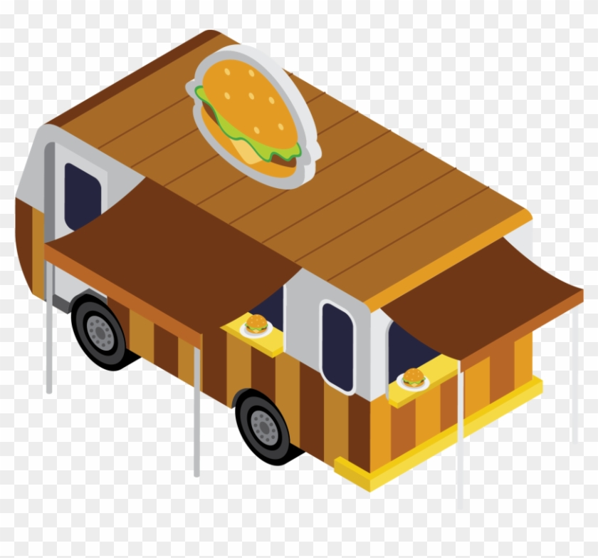 Business Plan Template Com The Worlds Leading Food - Food Truck Plan Png #1712456