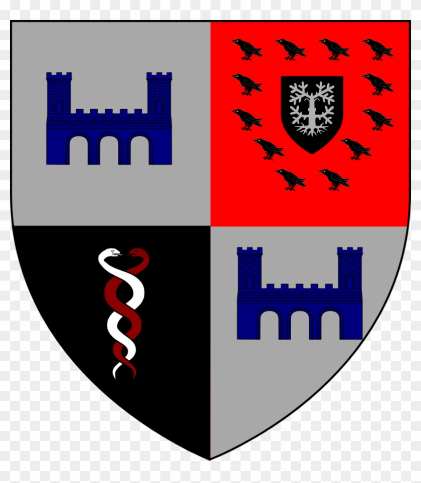 Quartered Coat Of Arms Clipart Walder Frey A Song Of