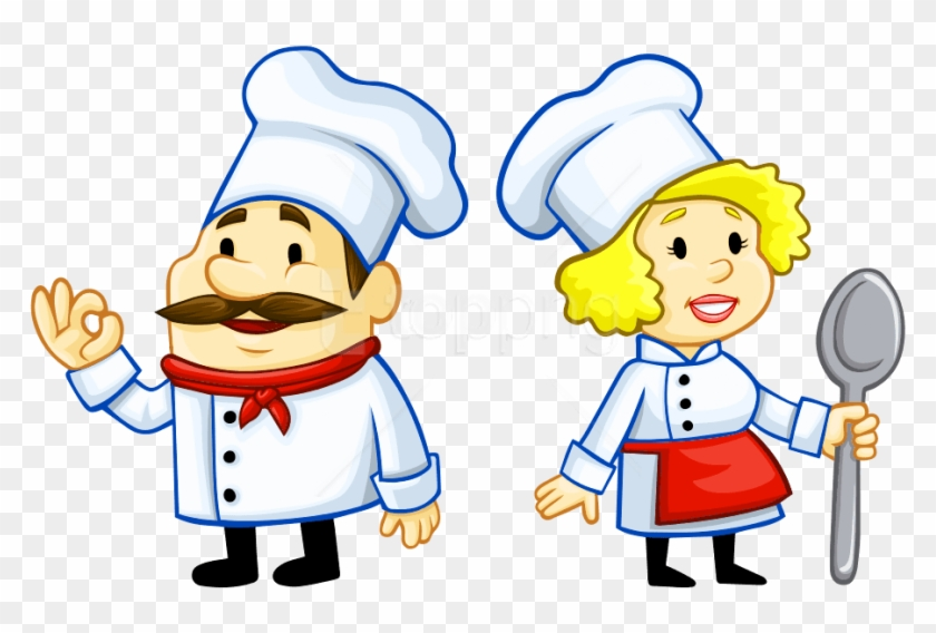 Free Png Download Chef Clipart Png Photo Png Images - Transparent Chef Clip Art #1714324