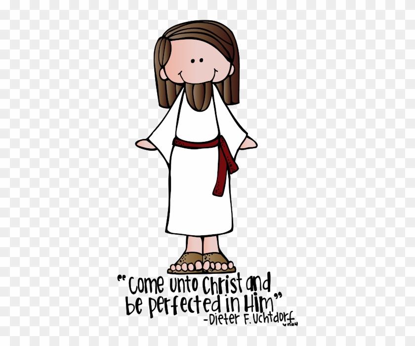 Melonheadz Lds Illustrating - Melonheadz Jesus #1715338