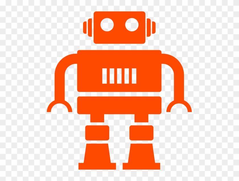 Robot - Robotic Process Automation Presentation Ppt - Free