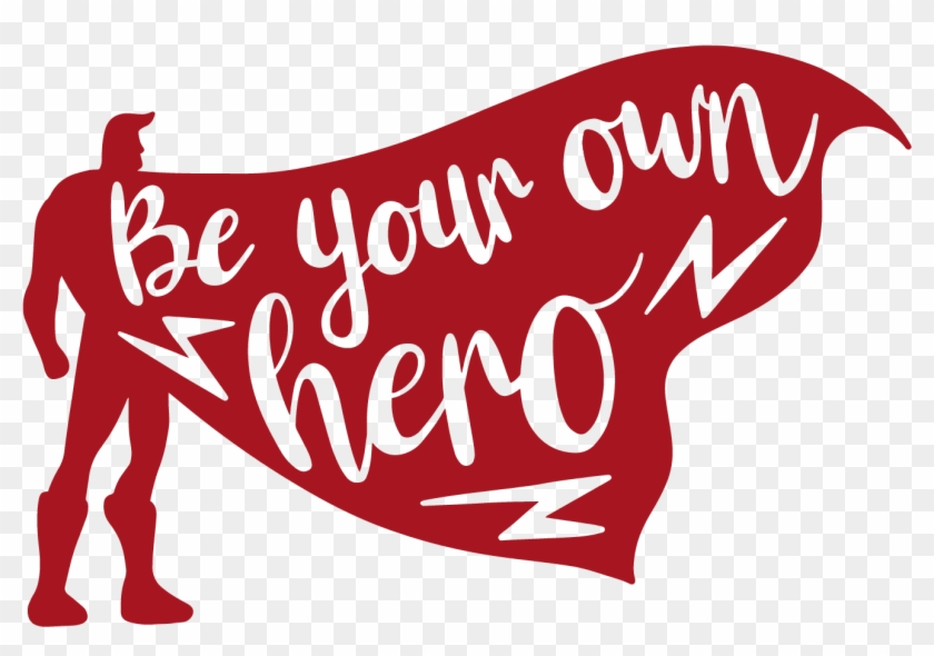 Your Own Hero Svg Free Transparent Png Clipart Images Download