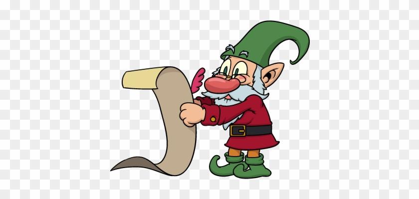 Christmas Elves Messages Sticker-7 - Cartoon Christmas Elves #1718748