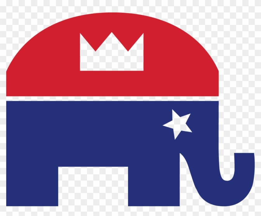 A Capital Gains Tax Is An Income Tax - Republican Party Elephant Png #1719874
