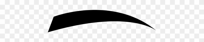 Eyebrow, Eyebrow Shaper, Eyebrow Tweezer Icon - Eyebrow Icon Png #1720439