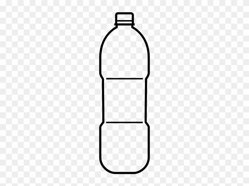 Png Collection Of Bottle Clipart And White Water Bottle Black And White Free Transparent Png Clipart Images Download
