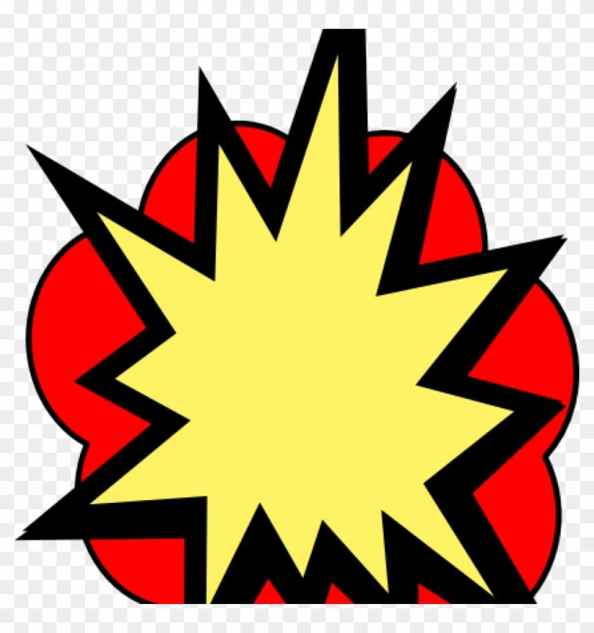 Pow Clipart Pow Clip Art Vector Clip Art Online Royalty - Comic Book Pow Png #1724304