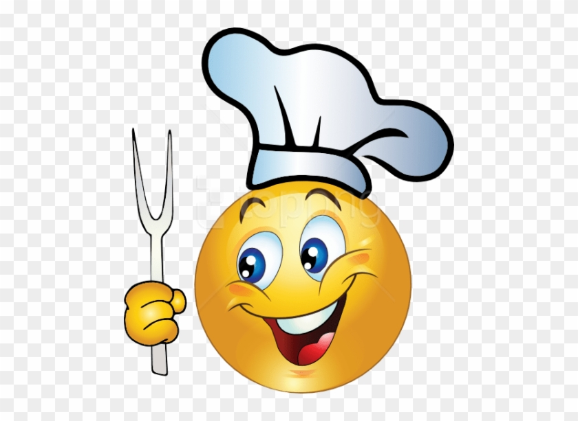 Free Png Download Smile Chef Clipart Png Photo Png - Smiley Face Chef #1724690