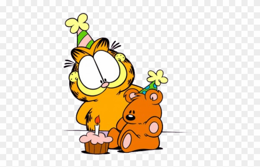 Garfield Clipart Top Chef - Garfield 1st Birthday #1724691