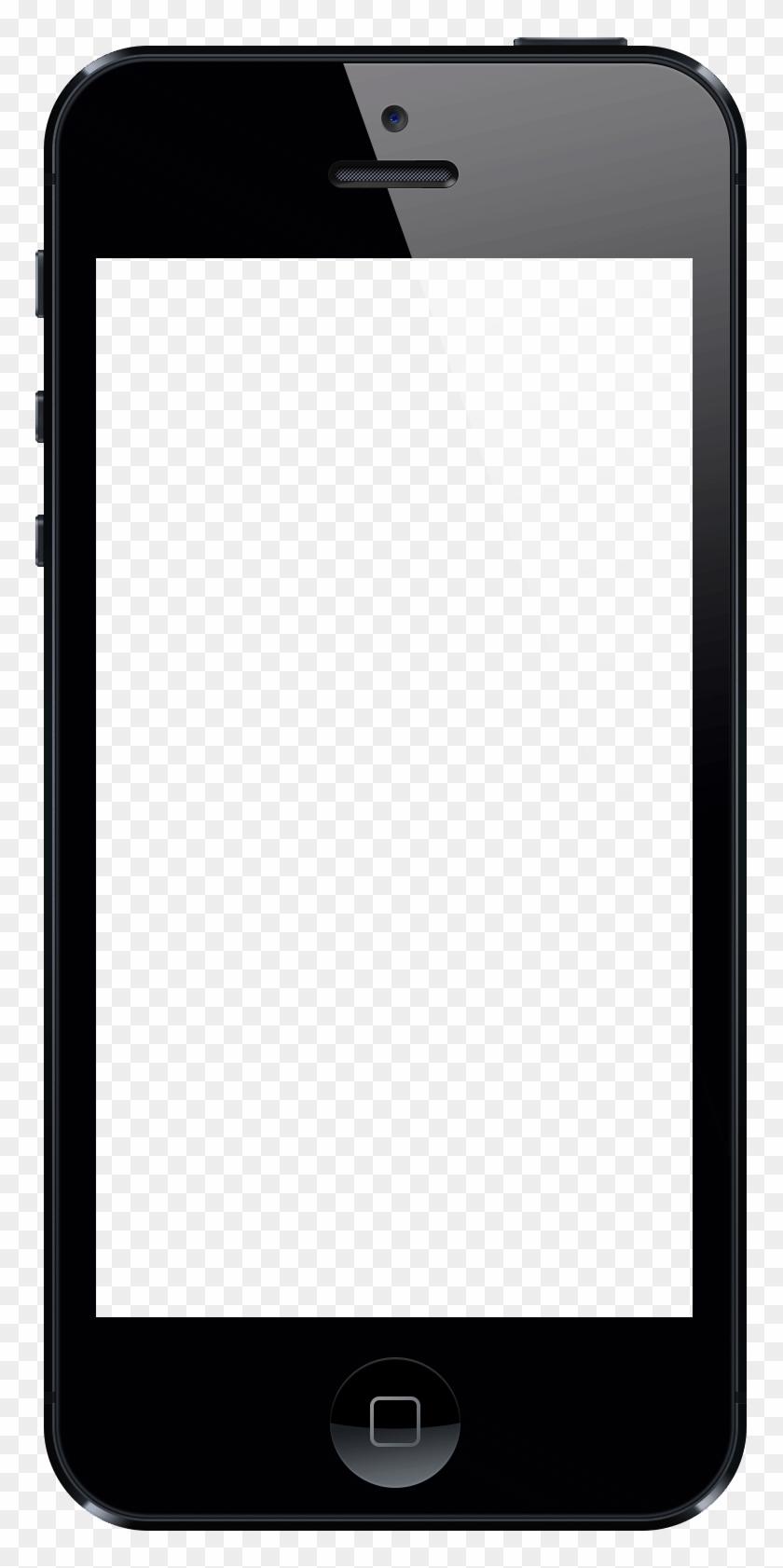 19 Mobile Clip Art Transpa Frame Huge Freebie For - Iphone Frame Clip Art #1726842
