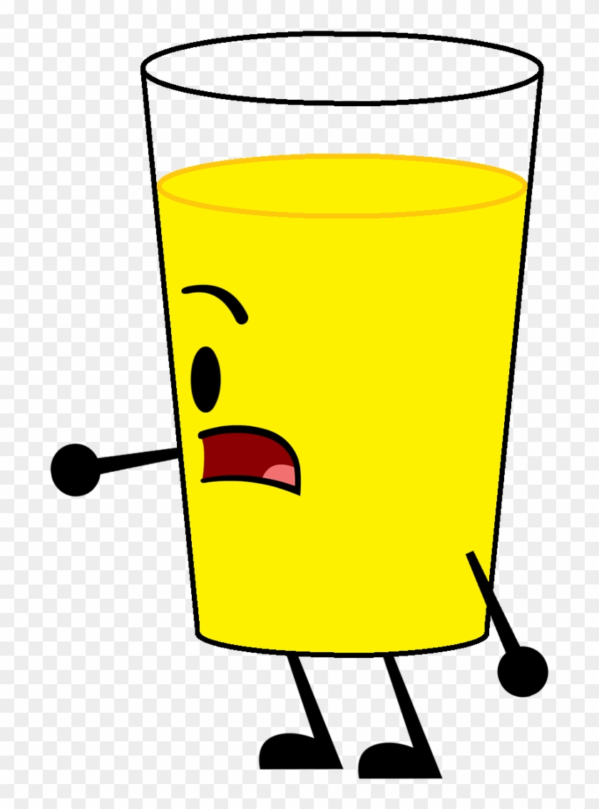 Lemonade By Galactic-ethereality - Clipart Cup Of Water
