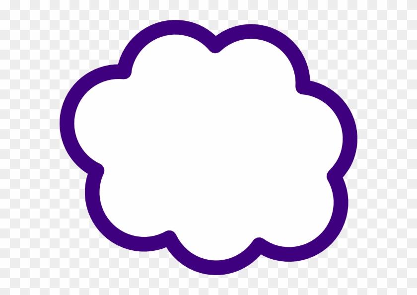 Clip Art At Clker Com Vector Online - Cloud Clip Art #1730471