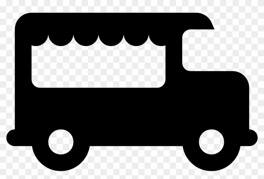 Food Truck Icon Free Download Png And - Icon Camion Png #1731156