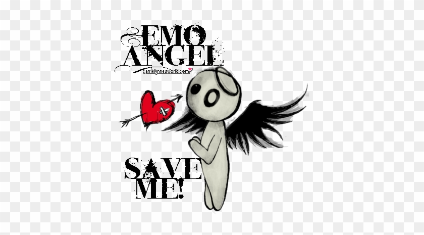 [ Please Click Me Tender ] - Emo Angel Save Me #1731709
