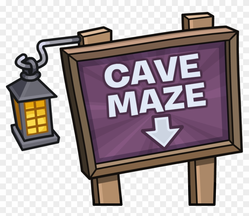 List Of Parties And Events In - Cave Maze Club Penguin #262826