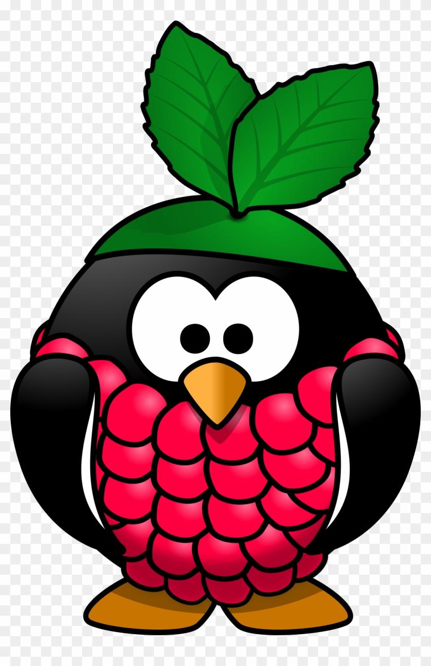 Raspberry Penguin - Raspberry Pi #262840