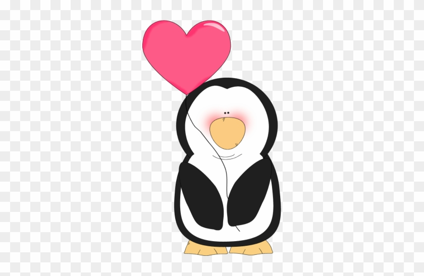 Penguin Valentine Heart Clip Art Birthday Message For Men Free Transparent Png Clipart Images Download