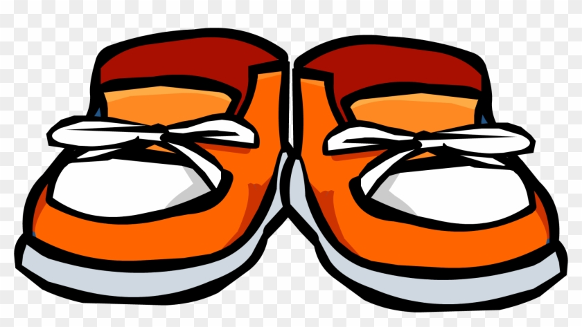 Feet Items - Club Penguin Wiki Shoes #262930