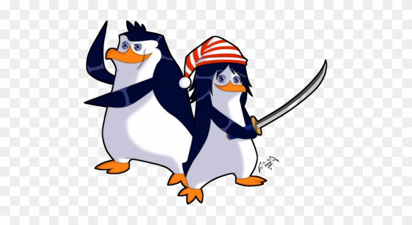 Penguins Of Madagascar Wallpaper Titled Rico And Rei - The Penguins Of Madagascar #263010