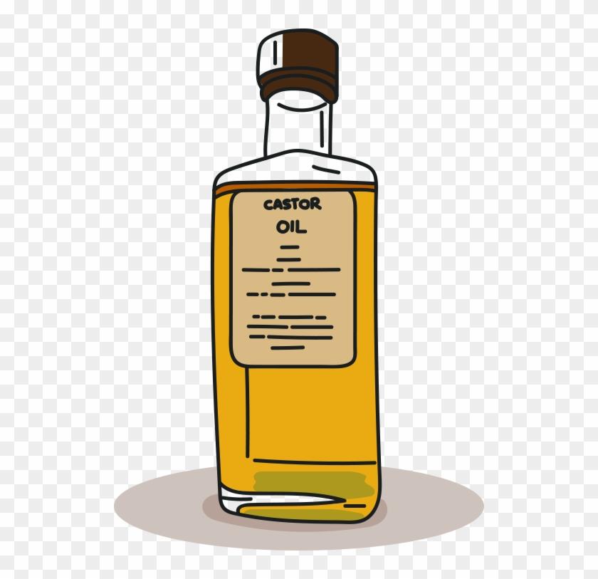 Castor Oil - Castor Oil Vector Png #263067